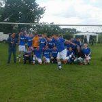 Fußball-Derby gegen die KLJB Lüdinghausen