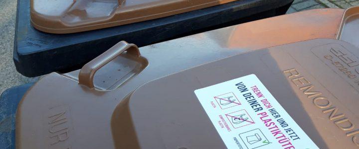 Mülltonnenaktion
